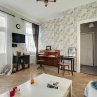 Centric apartment near Tverskaya street
