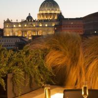 Trianon Borgo Pio Aparthotel, hotel a Roma