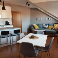 Cozy one bedroom apartment near Bansko Gondola