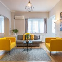 5th Avenue Sofia | Two Bedroom, Two Bathroom, Positano Street Suite