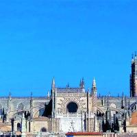 Puerta de Jerez Ático Terraza Junto a Catedral