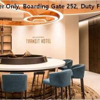 터미널2 인천공항환승호텔