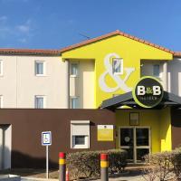 B&B Hôtel Marseille Estaque
