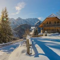 "Holiday chalet ""Alpine dreams"""