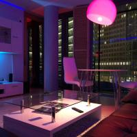 Suite im Sony Center am Potsdamer Platz