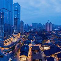 Huan Le Song Apartment Tai Gu WIFC Branch