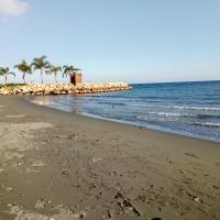 Alakatoudi on the Beach