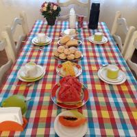 Casa da Mamadí-Ambiente Familiar