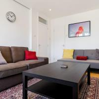 Cosy 4 Bed apt in Central London - sleeps 8