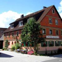 Gasthaus Zur Krone, Hotel in Windelsbach