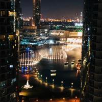 Masterpiece {Ease By Emaar} - Downtown Burj Khalifa & Fountain Views