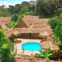 Avatar Amazon Lodge, hotel in Santa Teresa