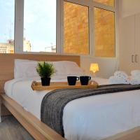 New bright penthouse & terrace Fira Barcelona
