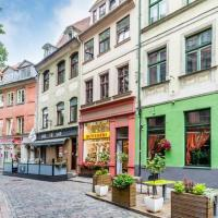 Doma square Penthouse, in the heart of Old Town
