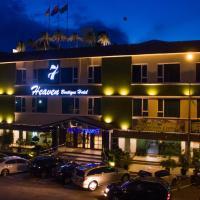 7 Heaven Boutique Hotel, hotel in Pasir Gudang