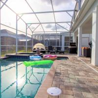 ACO Champions Gate Resort 6 Bedroom Vacation Home with Pool (1765)
