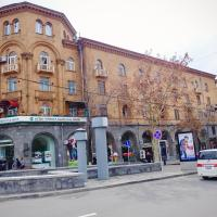 Abovyan Avenue Apt & Tour
