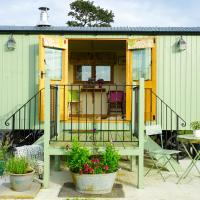 Storws Y Gorlan Shepherd's Hut