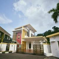 Rafflesia Villa @ Rainforest Sanctuary