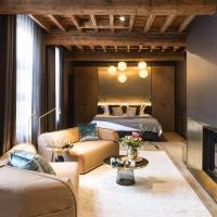 Gulde Schoen The Suite hotel, hotel a Anvers