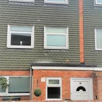 Swindon Old Town Duplex - EnterCloud9SA