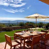 Grande villa vue mer Saint-Cyprien Corse
