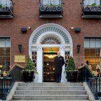 Iveagh Garden Hotel, hotel em Dublin