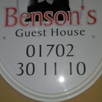 Bensons Guesthouse