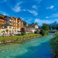 Hotel Grünberger superior, hotel sa Berchtesgaden