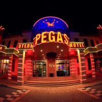Отель Пегас, отель рядом с аэропортом Международный аэропорт Краснодар - KRR в Краснодаре