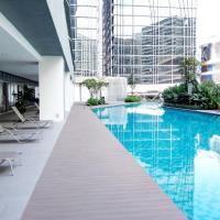 KL Gateway Pool Suites near Mid Valley