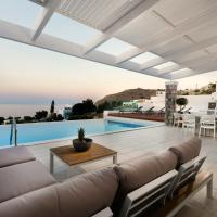 Villa Serene with swimming pool in Lindos