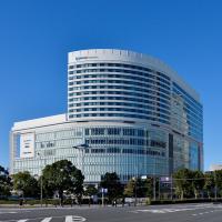 New Otani Inn Yokohama Premium, hotelli Jokohamassa