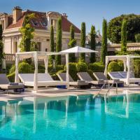 Hotel Metropole Monte-Carlo, hotelli Monte Carlossa