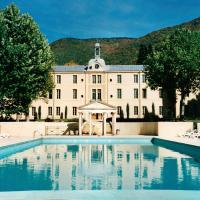 Cozy Apartment in a Chateau in Drome with Swimming Pool