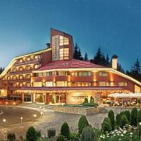 Hotel Yastrebets Wellness & Spa, hotel in Borovets