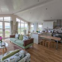 Cloughey holiday lodge