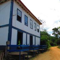 Restaurante e fazenda hotel cantinho rural