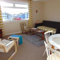 Cosy Ayrshire flat for 3/4 people