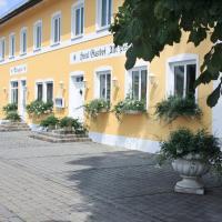 Hotel Gasthof Alte Post, hotel cerca de Aeropuerto de Múnich - MUC, Oberding
