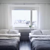 2ndhomes Tampere Premium Downtown Apartment with Own Sauna & a Tapas Restaurant Downstairs - Pellavatehtaankatu