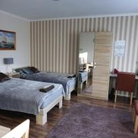 Business-Apartment mit Balkon