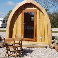 Wyreside Lakes Pods