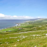 View of the Burren