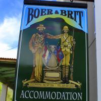 Boer en Brit Graaff Reinet