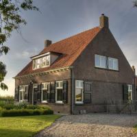 Spacious Farmhouse in IJzendijke with Garden