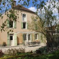 Comfortable Country House with Fenced Garden in Bouix