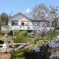 Scenic Holiday Home in Balk near Lake
