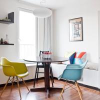 Sunny modern apartment