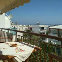 Family apartment for 2-4 people in Nisyros